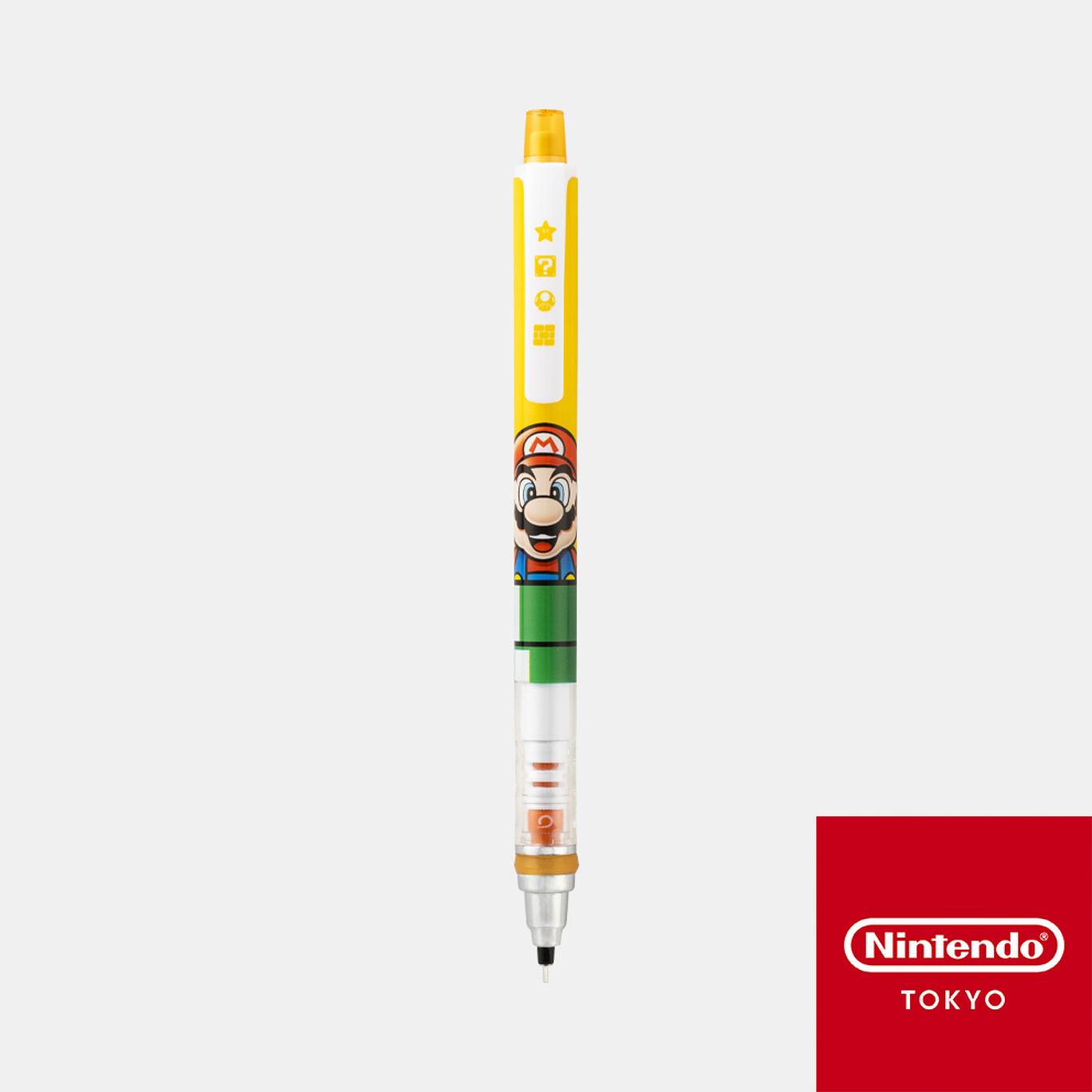 クルトガ スーパーマリオ【Nintendo TOKYO取り扱い商品】