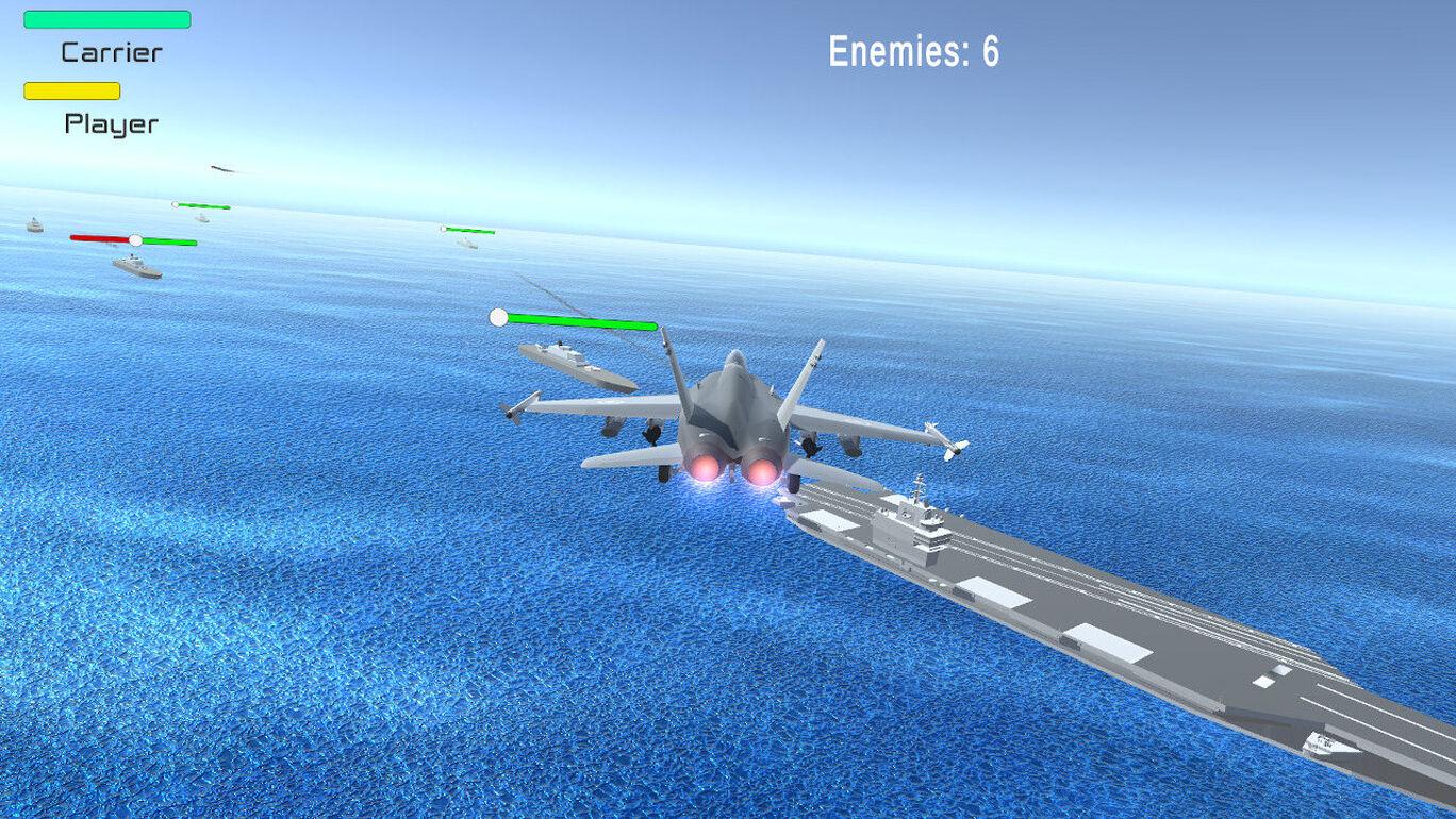 US Navy Sea Conflict (ネービー・シー・コンフリクト)