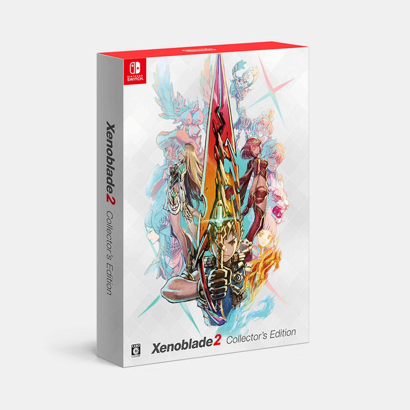 Xenoblade2 Collector's Edition