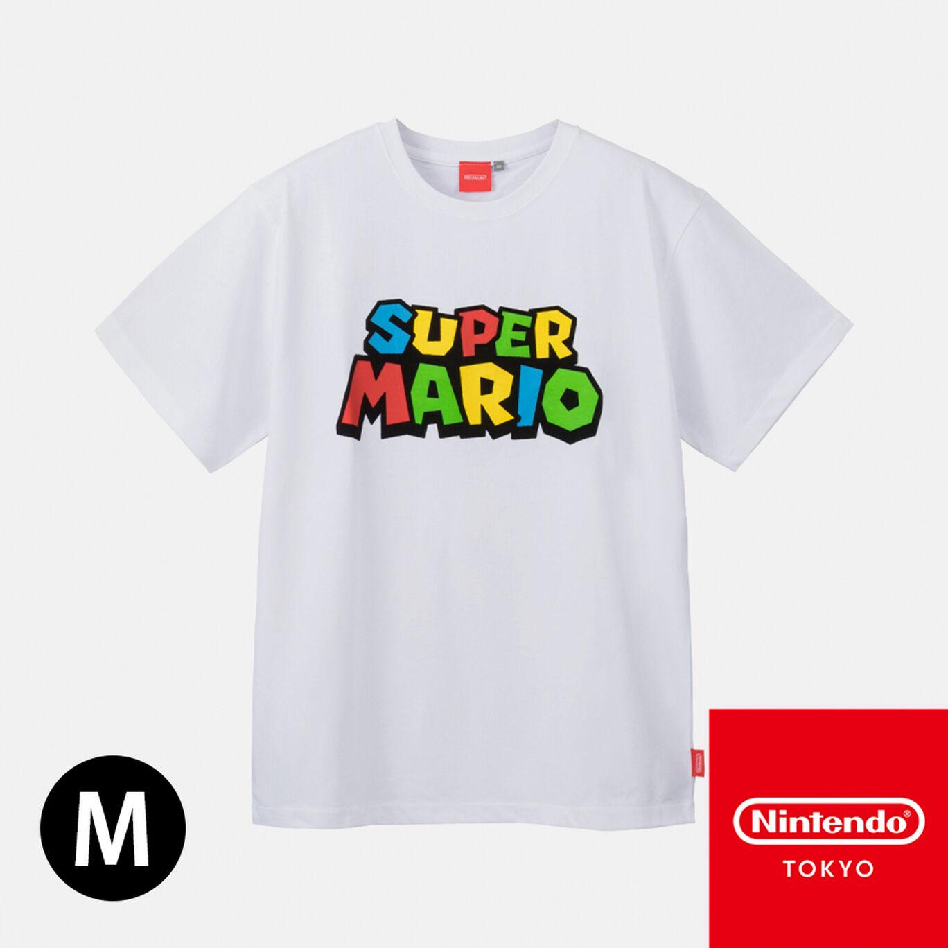 Tシャツ スーパーマリオ C M【Nintendo TOKYO取り扱い商品】
