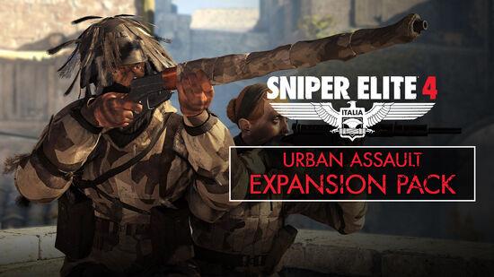 Sniper Elite 4 - Urban Assault Expansion Pack