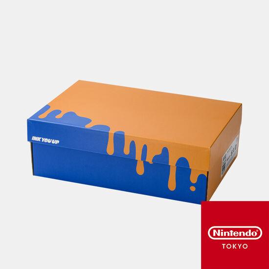 シューズボックス風収納BOX A INK YOU UP【Nintendo TOKYO取り扱い商品】