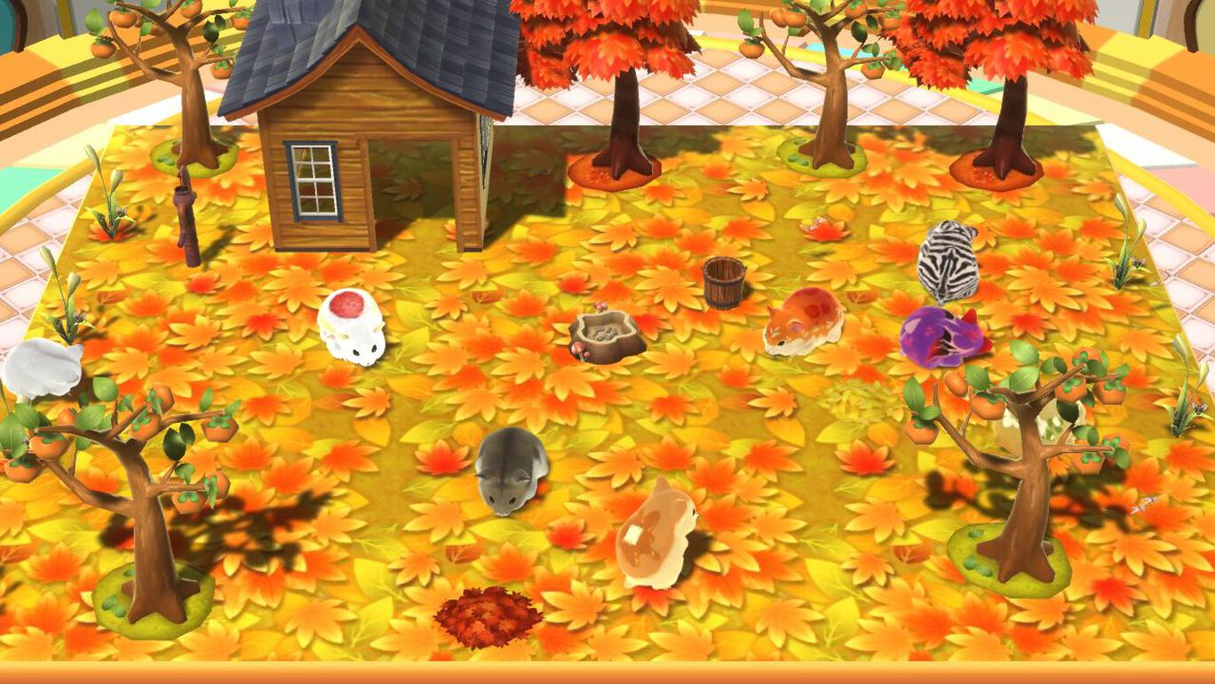 秋の風景パック