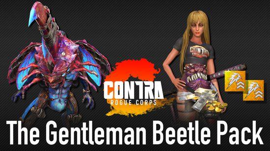 The Gentleman Beetle Pack