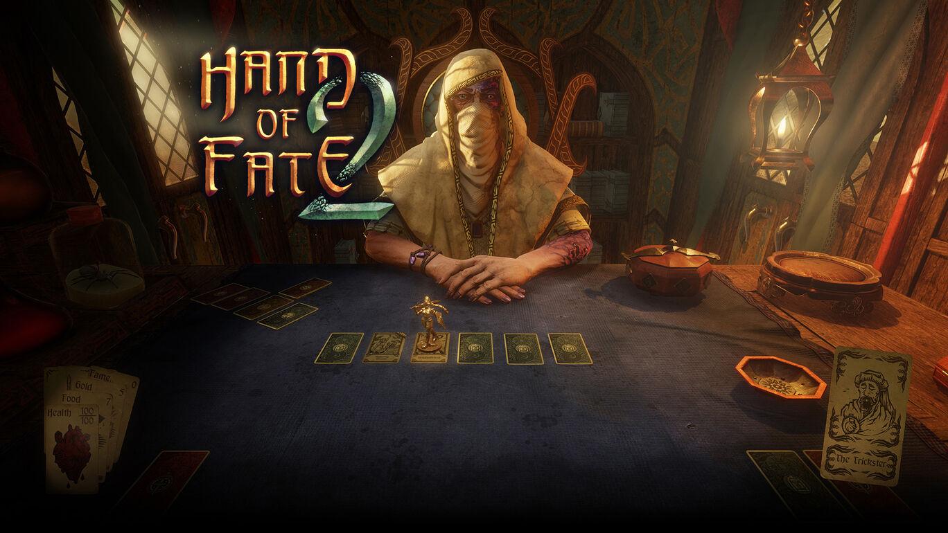 Hand of Fate 2 (ハンドオブフェイト2)