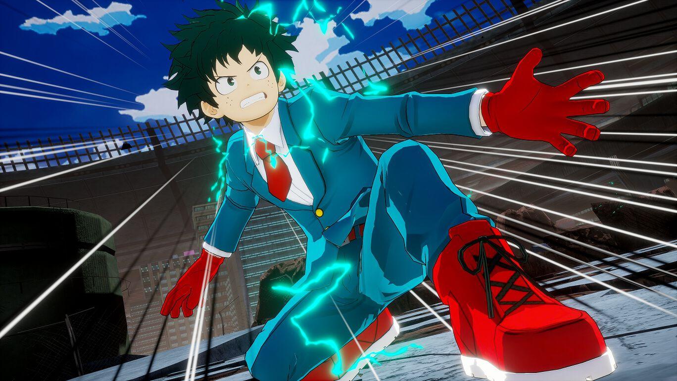 僕のヒーローアカデミア One's Justice2:アニバーサリースタイル衣装セット