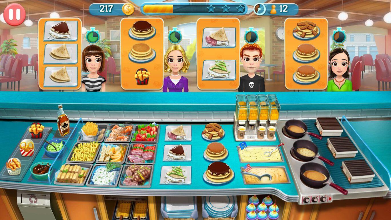 Pancake Bar Tycoon - パンケーキ・バー・タイクーン 拡張パック#1