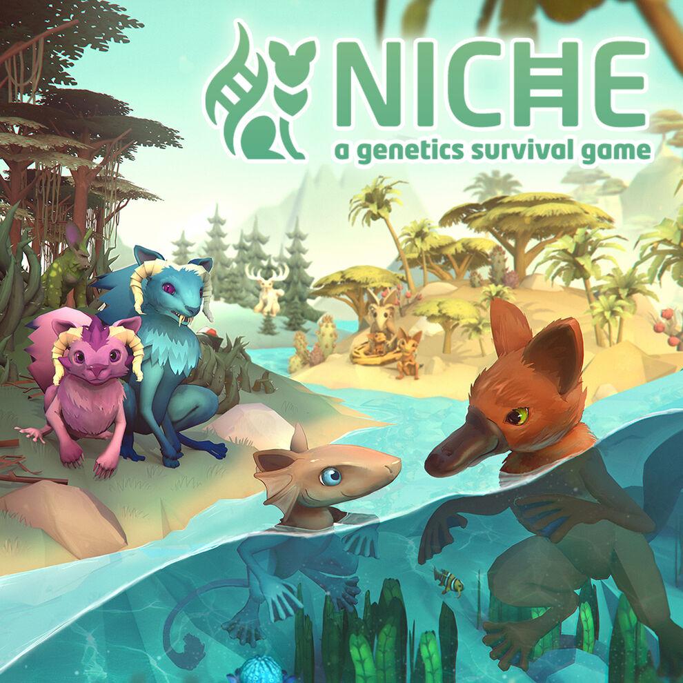 Niche - a genetics survival game