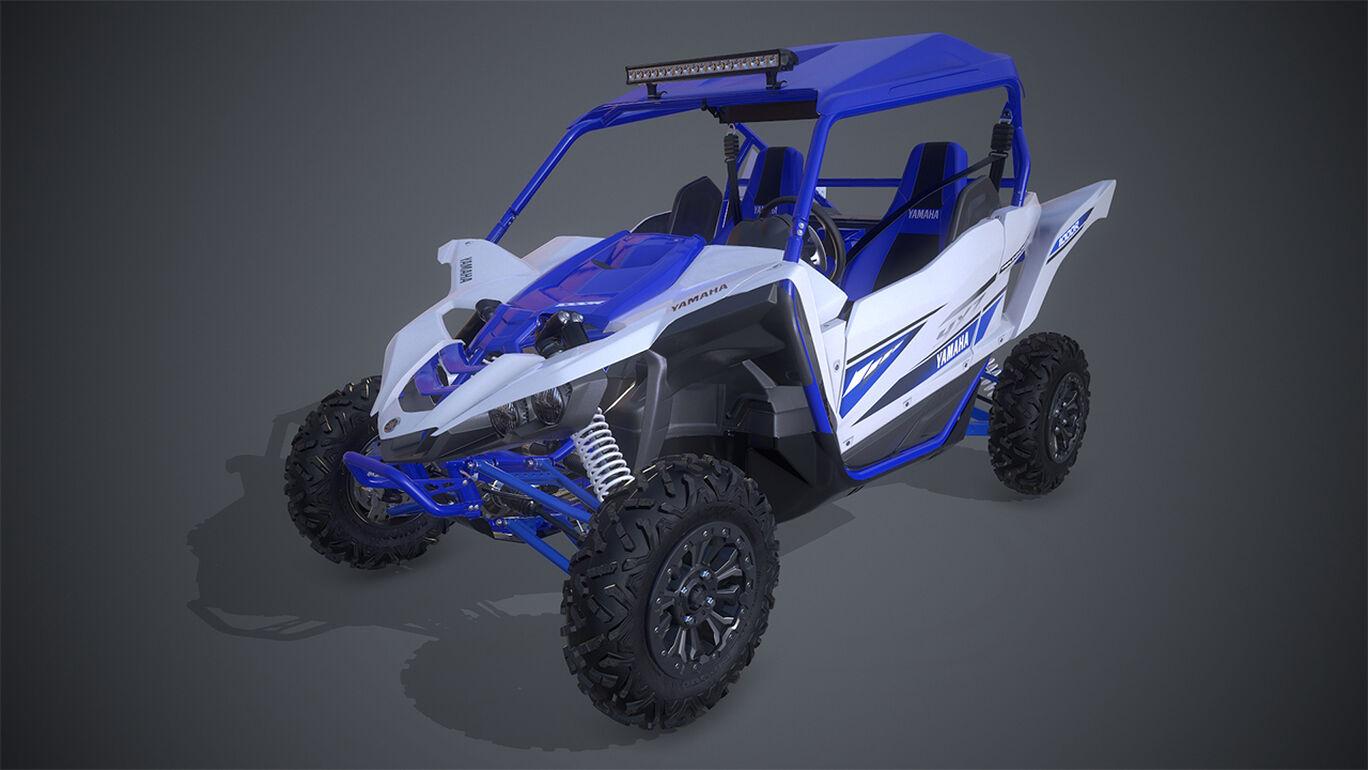 2017 ヤマハ Yamaha YXZ1000R SS