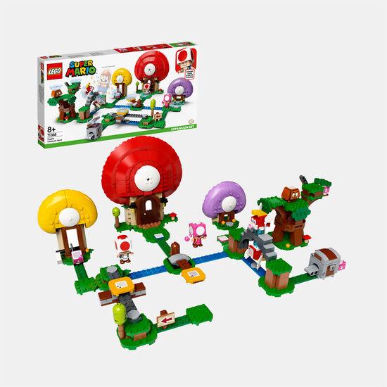レゴ(R)スーパーマリオ キノピオ と 宝さがし