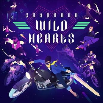 Sayonara Wild Hearts(さよならワイルドハーツ)