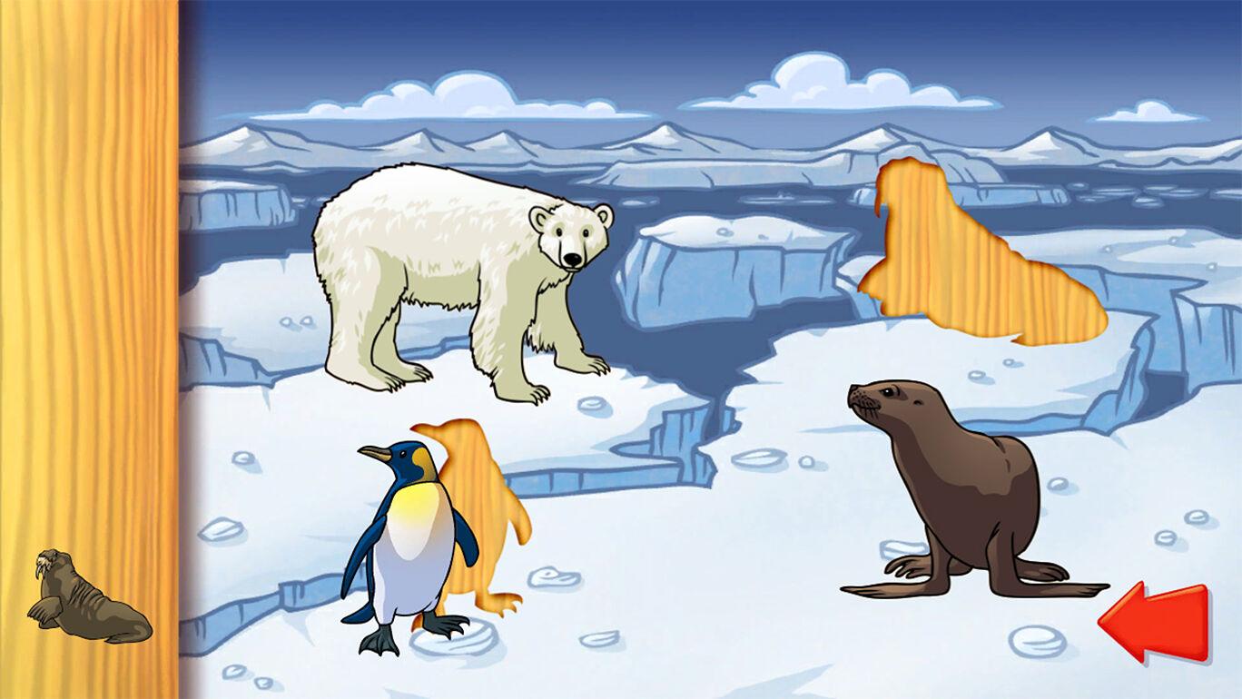 Animal Puzzle - 子供と幼児のための動物パズル就学前学習ゲーム