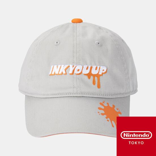 キャップ INK YOU UP【Nintendo TOKYO取り扱い商品】
