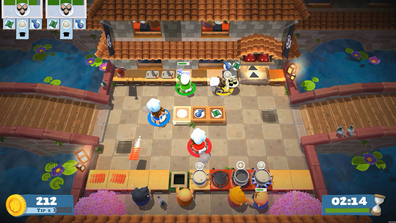 Overcooked(R)2 - オーバークック2