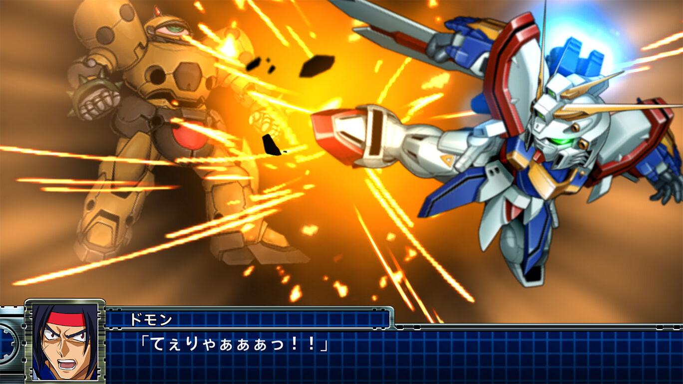 スーパーロボット大戦T