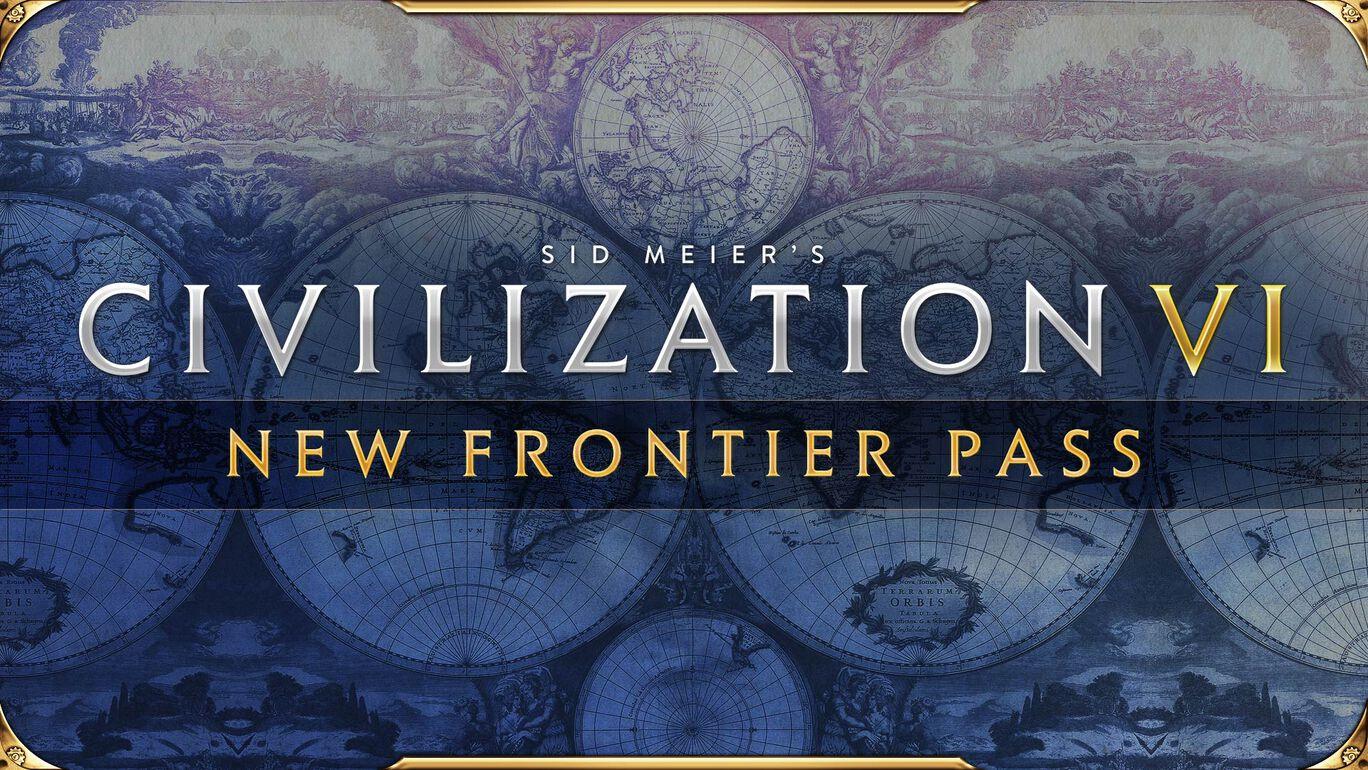 『シドマイヤーズ シヴィライゼーション VI』ニューフロンティア・パス ~新たな世界への誘い