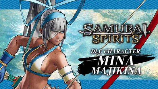 DLCキャラクター「真鏡名ミナ」