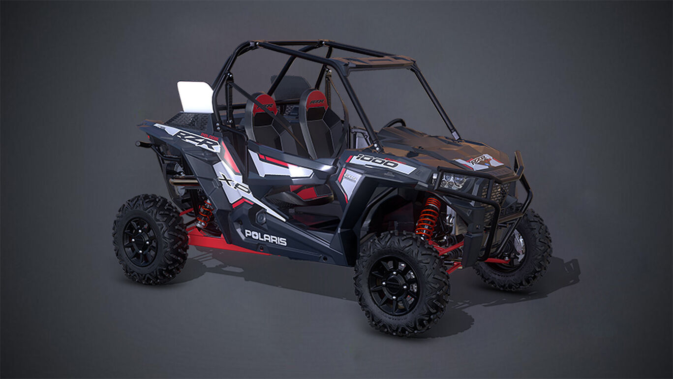 2018 ポラリス Polaris RZR XP 1000