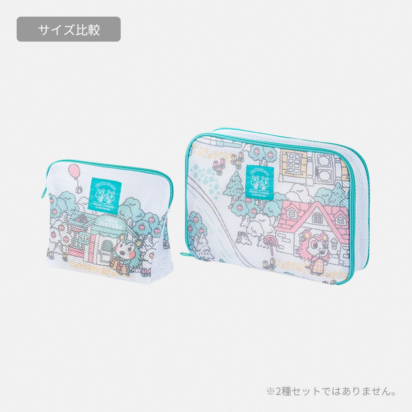 ランドリーネット S どうぶつの森【Nintendo TOKYO取り扱い商品】