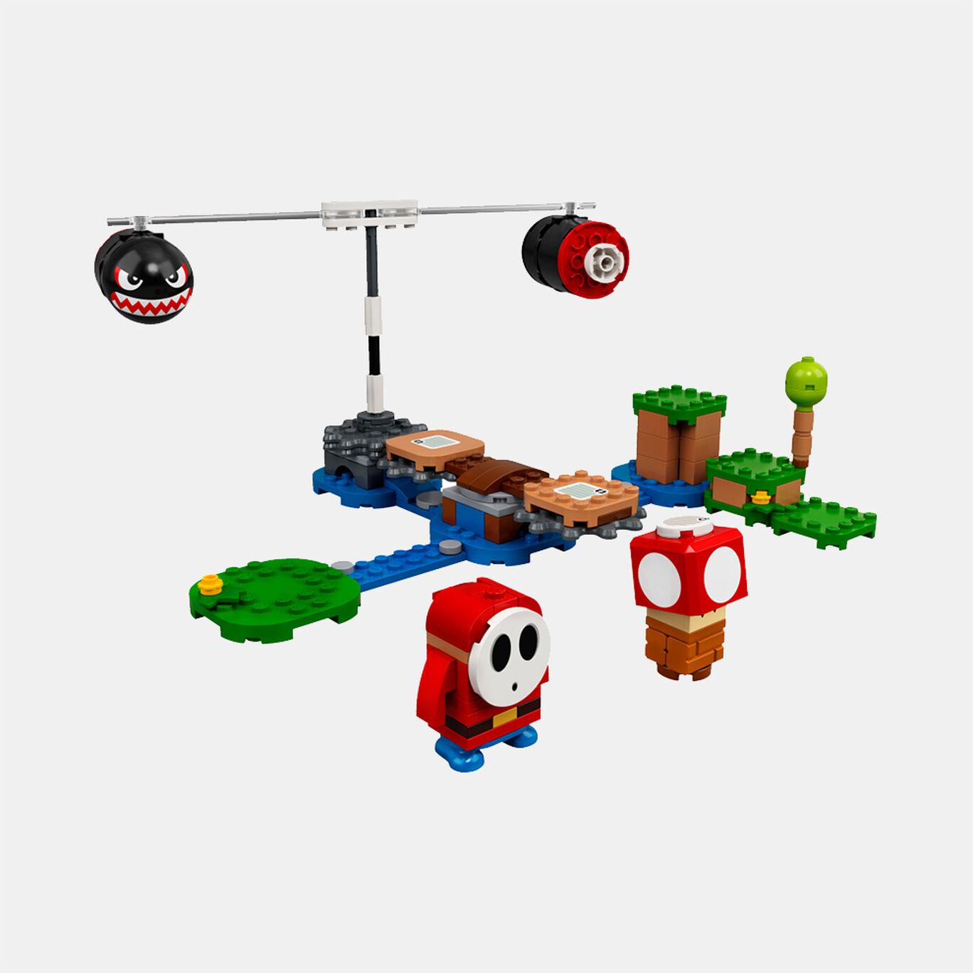 レゴ(R)スーパーマリオ マグナムキラー の ぐるぐる チャレンジ
