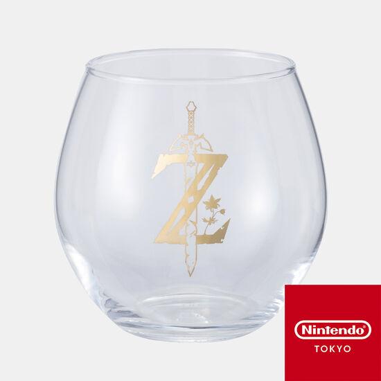 グラス ゼルダの伝説 B【Nintendo TOKYO取り扱い商品】