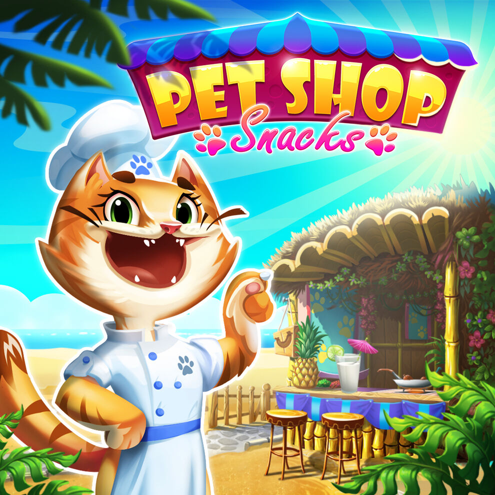 Pet Shop Snacks - ペットショップ スナック