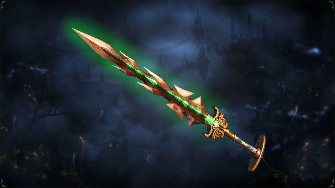 神器「布都十束剣」