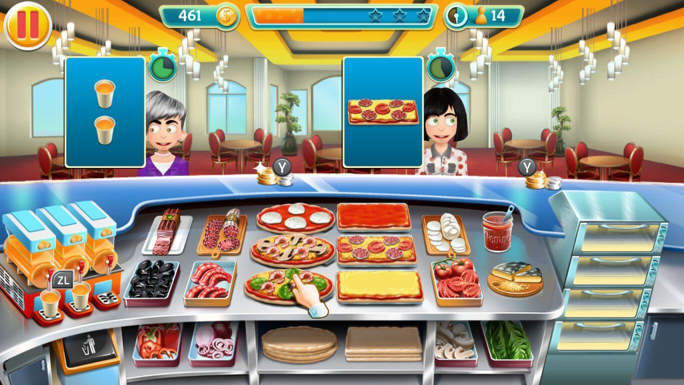 Pizza Bar Tycoon- ピザバー・タイクーン完全版