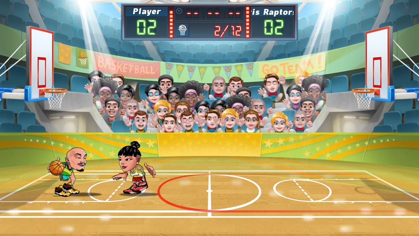 Street Basketball - ストリートバスケットボール