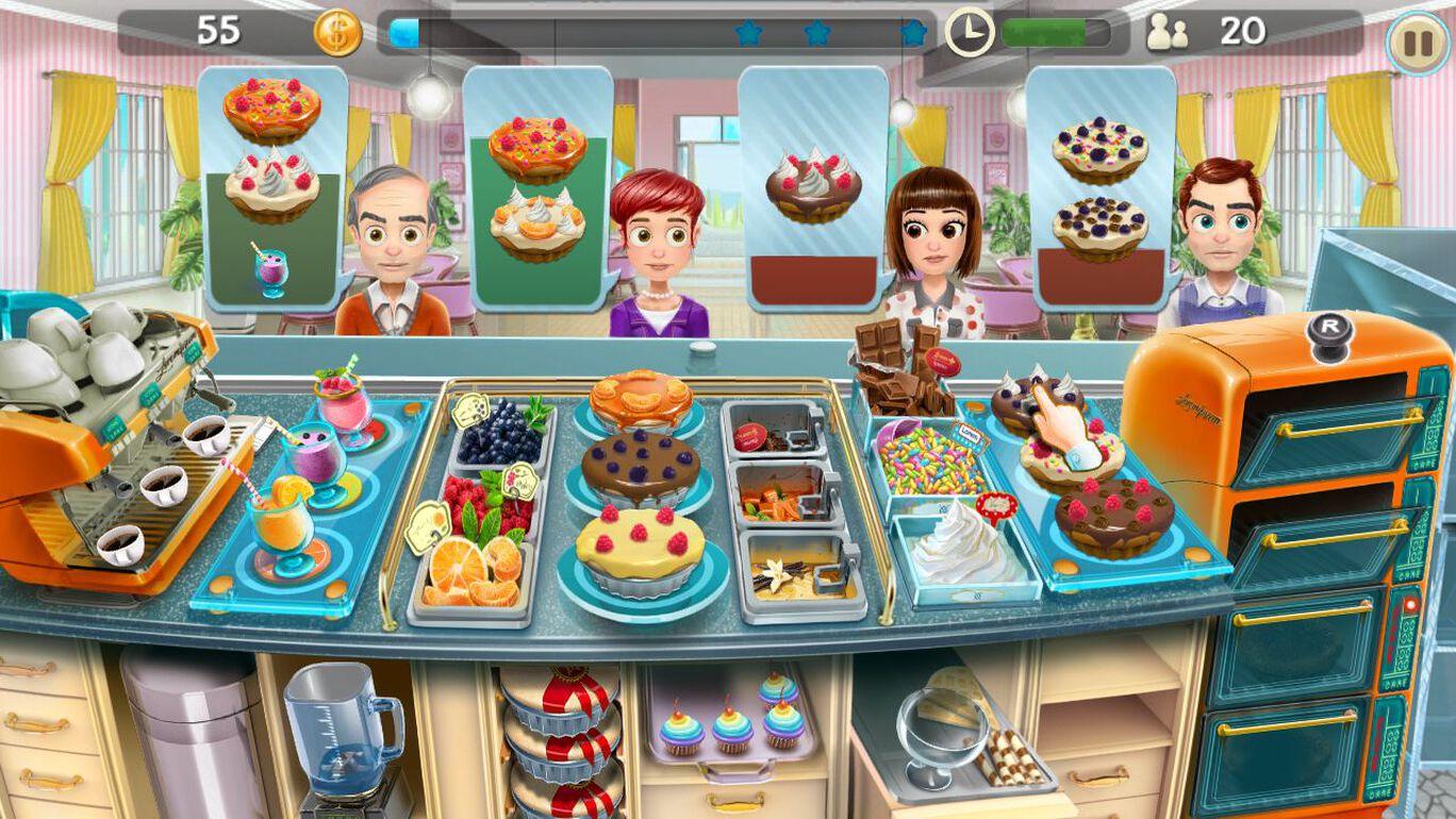 Sweet Bakery Tycoon スウィート・ベーカリー・タイクーン