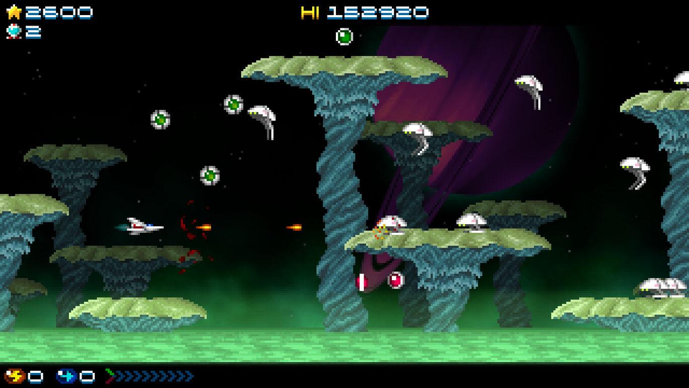 Super Hydorah  – スーパーハイドラ