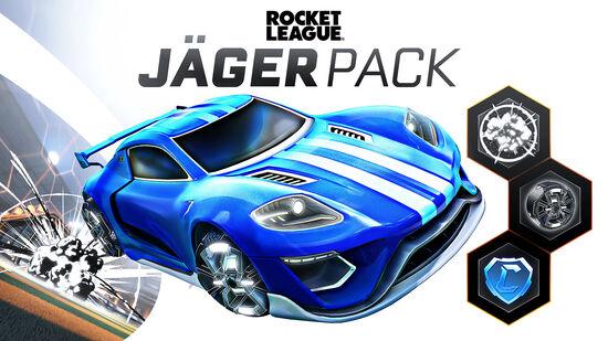 Rocket League® - Jägerパック