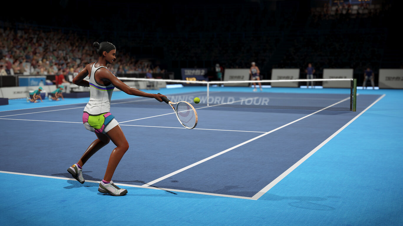 テニス ワールドツアー 2