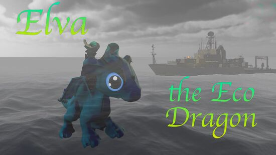Elva the Eco Dragon