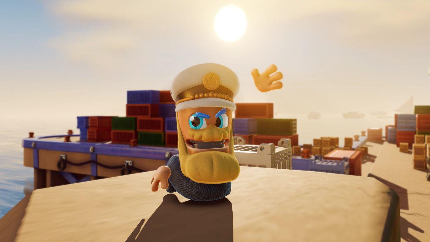 追加コンテンツ「キャプテン&シャーク ダブルパック」