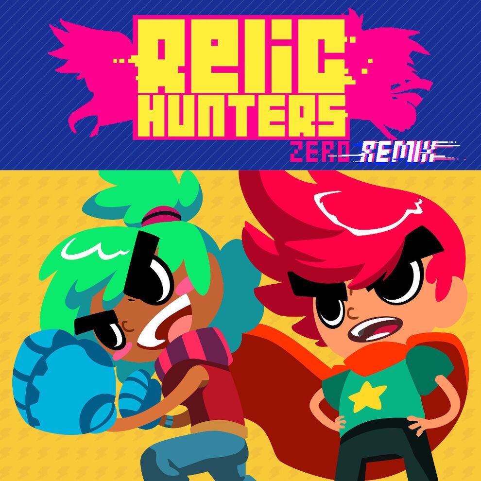 Relic Hunters Zero: Remix (レリックハンターズ・ゼロ・リミックス)