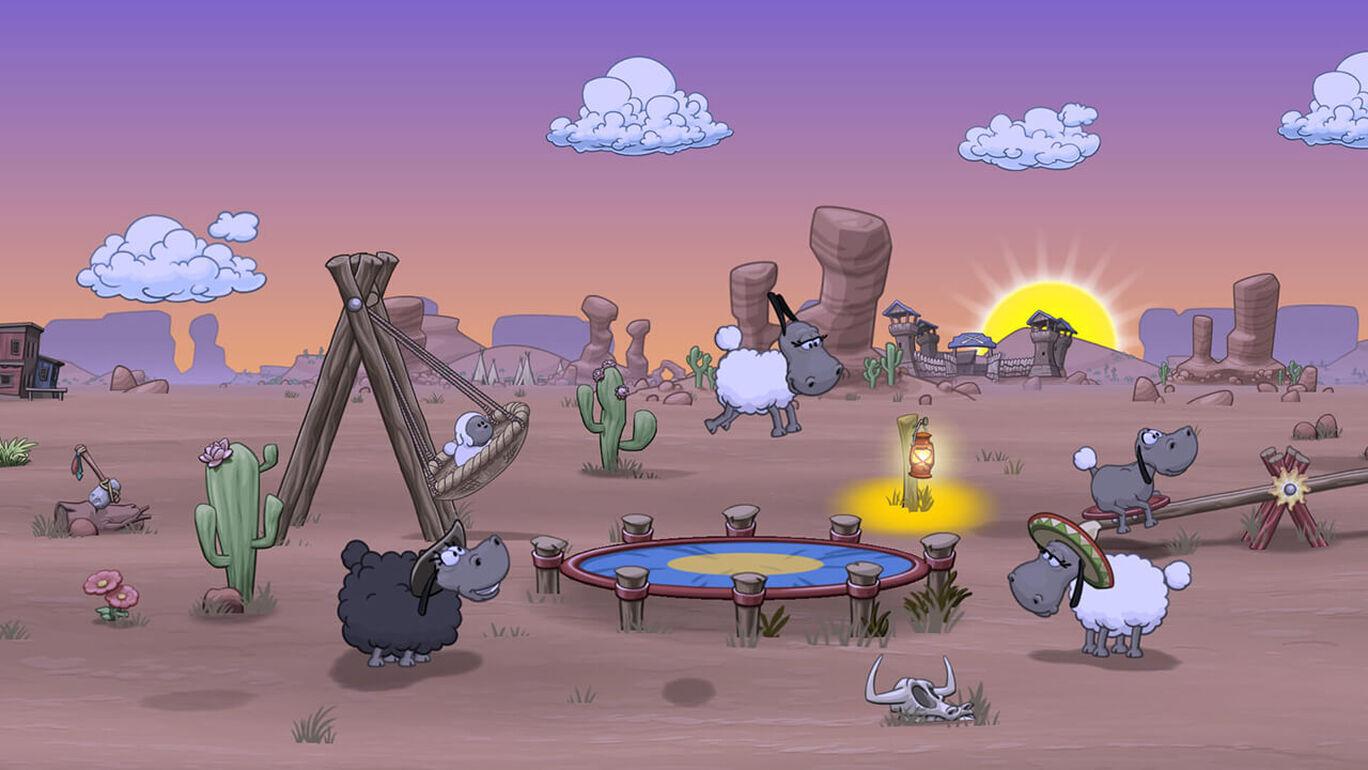 クラウド&シープ2(Clouds & Sheep 2)