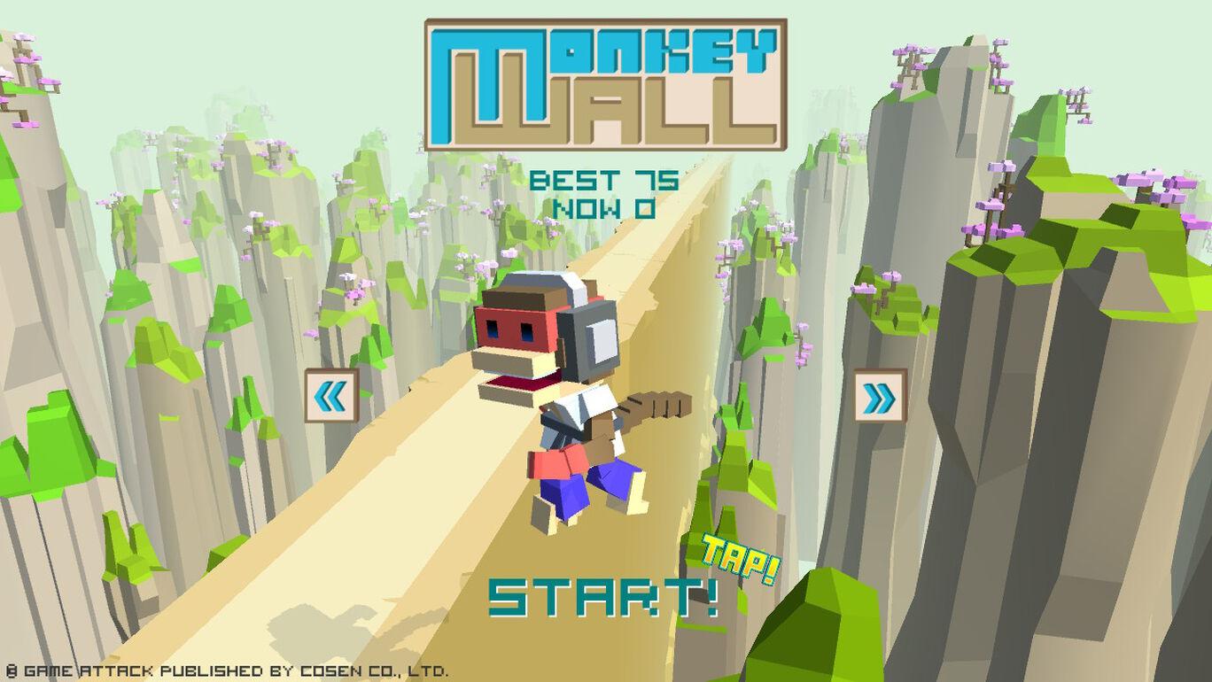 モンキーウォール(Monkey Wall)