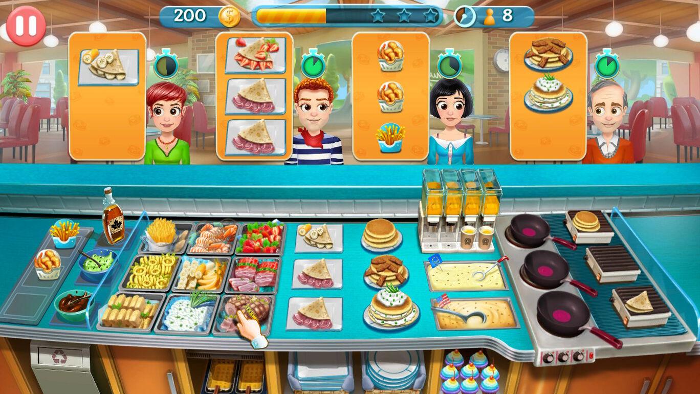 Pancake Bar Tycoon - パンケーキ・バー・タイクーン デラックス