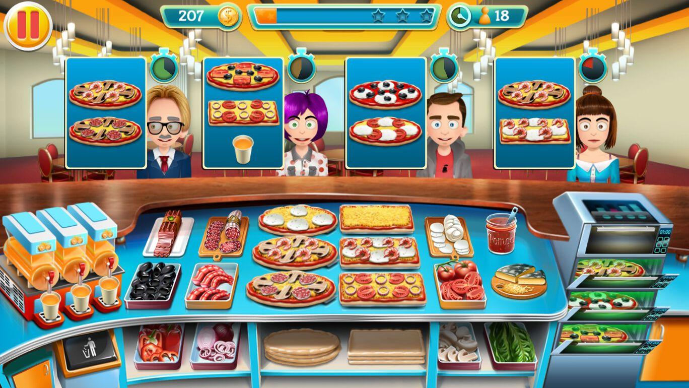Pizza Bar Tycoon - ピザバー・タイクーン