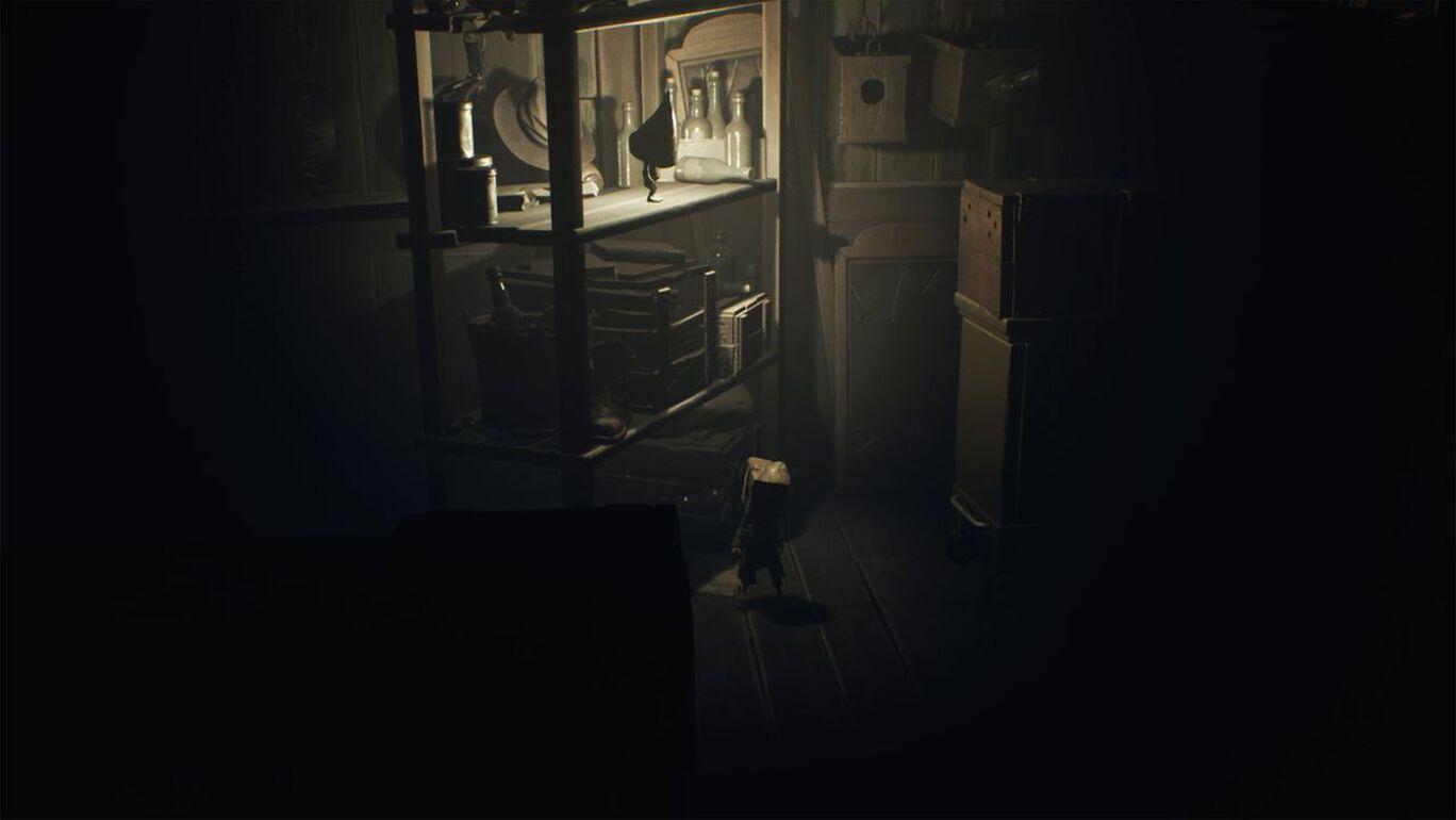 ノームの屋根裏部屋