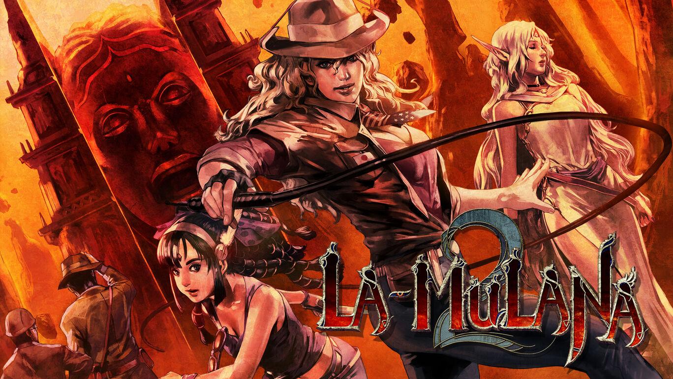 LA-MULANA 2 (ラ・ムラーナ 2)