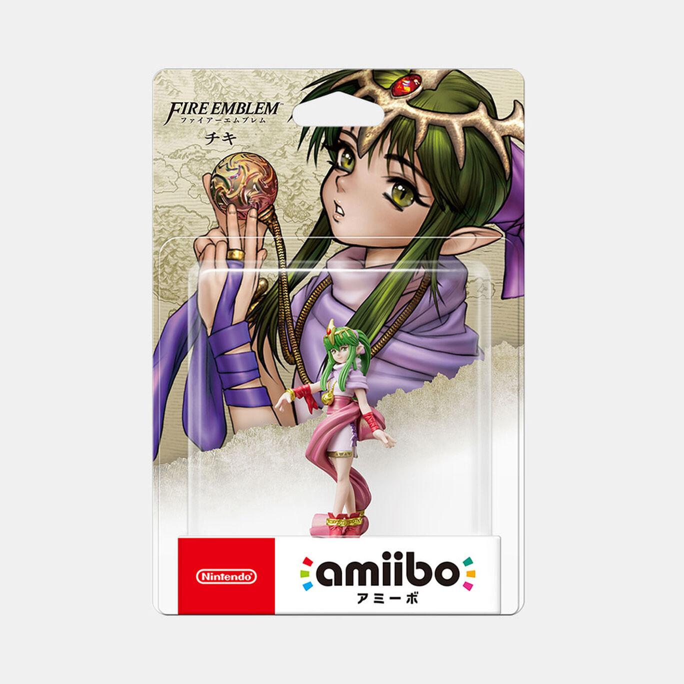 amiibo チキ(ファイアーエムブレムシリーズ)