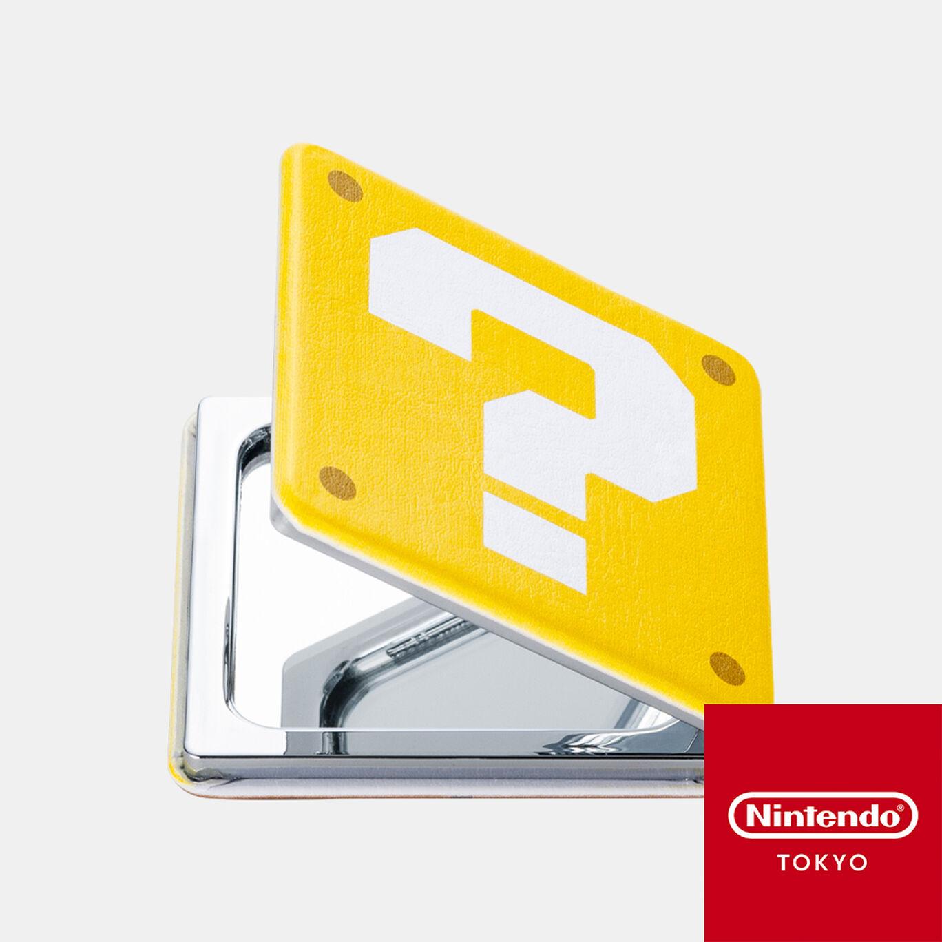 ハンドミラー スーパーマリオ【Nintendo TOKYO取り扱い商品】