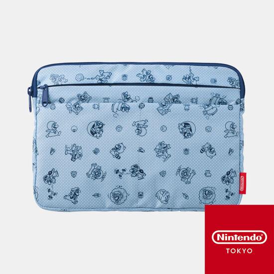 マルチケース スーパーマリオ パワーアップ【Nintendo TOKYO取り扱い商品】