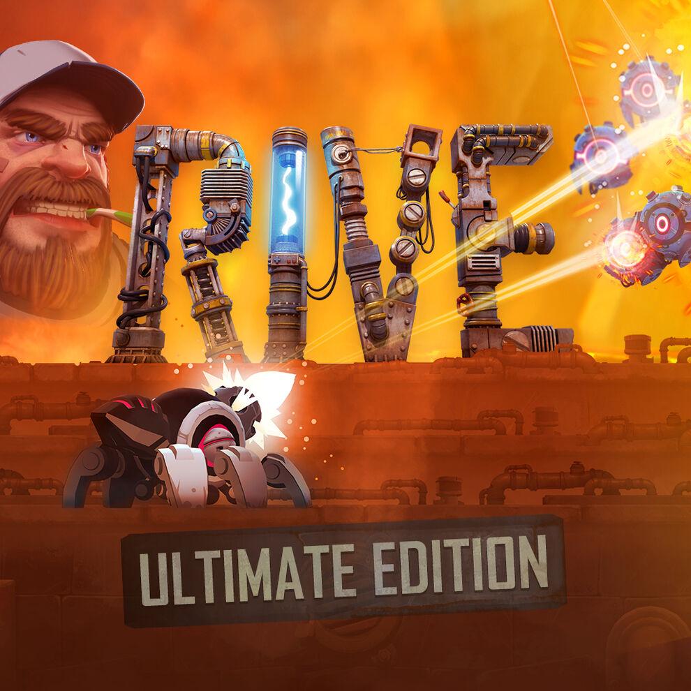 RIVE:アルティメットエディション