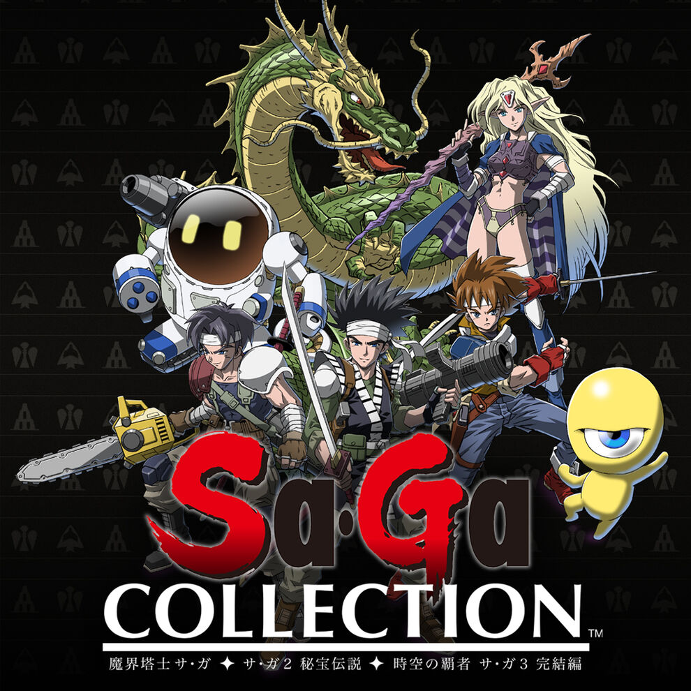 Sa・Ga COLLECTION