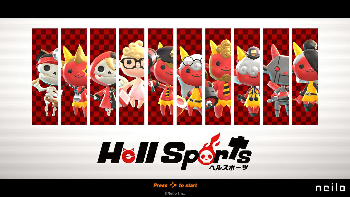 Hell Sports(ヘルスポーツ)
