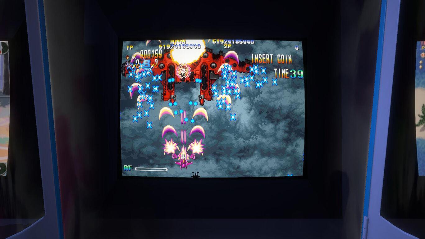 Capcom Arcade Stadium:ギガウィング