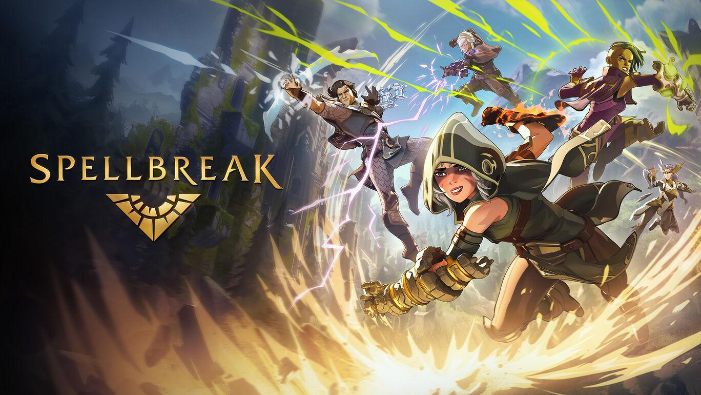 Spellbreak ダウンロード版